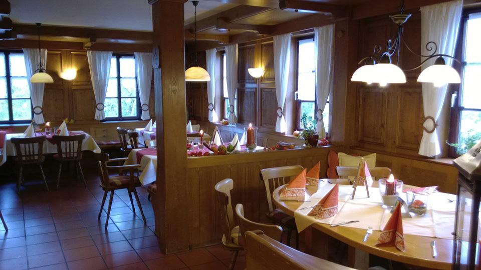 Hotel Vierjahreszeiten Restaurant
