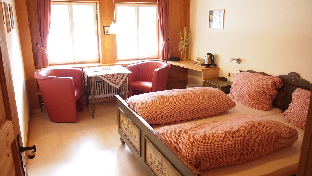 Hotel Landhaus Walkenmühle Zimmer