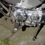 Virago Restauration Motordeckel