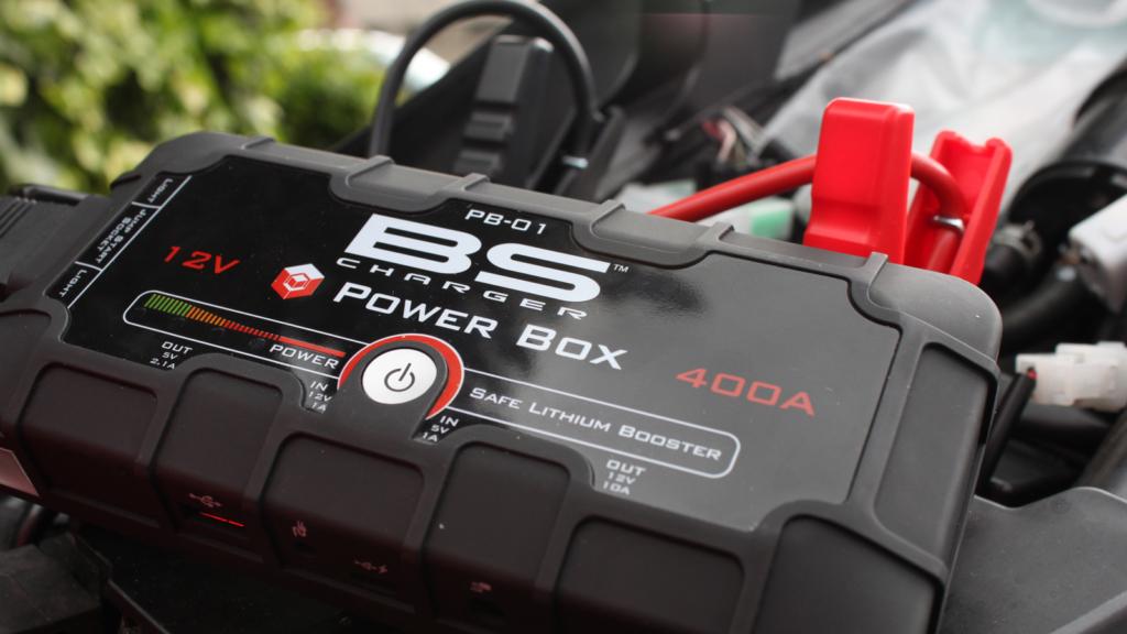 BS Battery Header