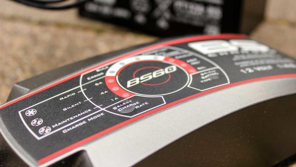 Header BS-Battery BS60 Ladegerät