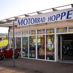 Motorrad Hoppe