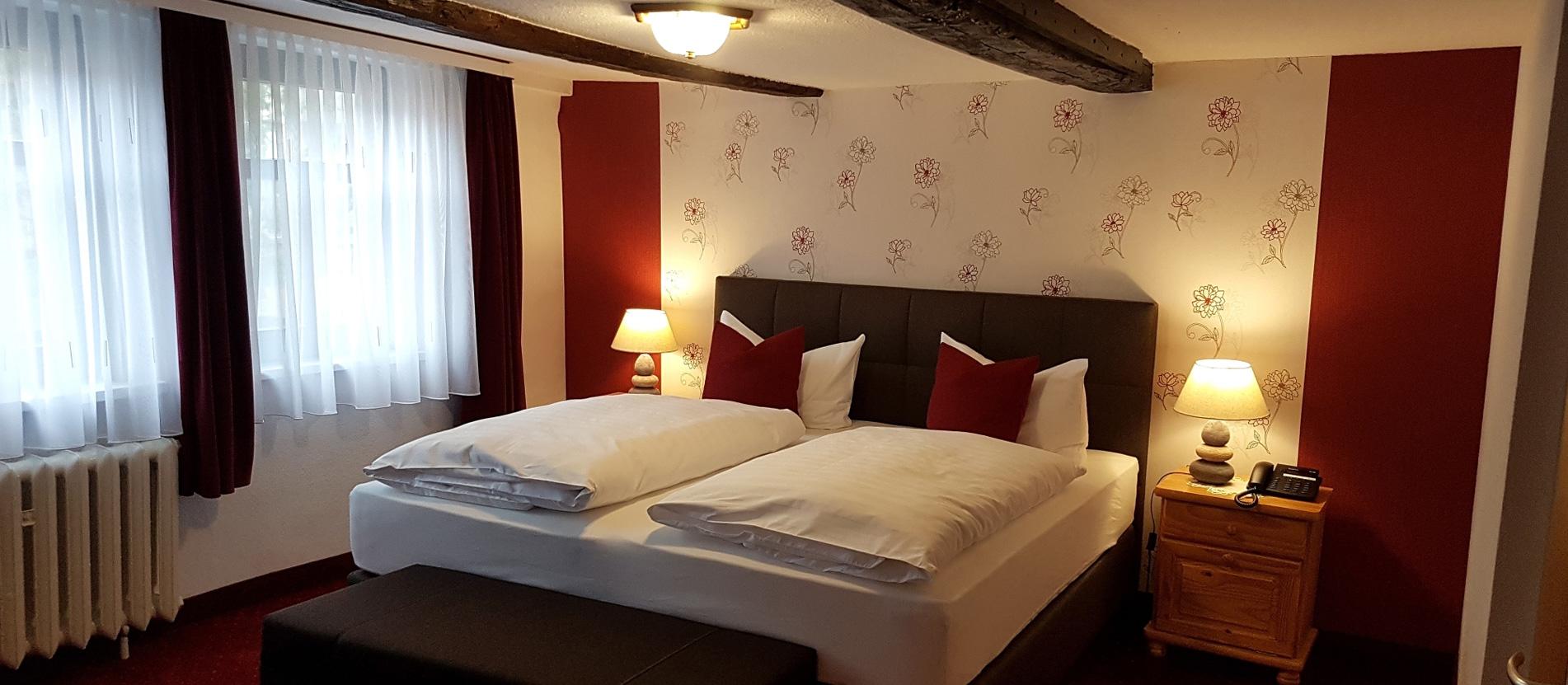 Hotel Zum Bürgergarten Zimmer