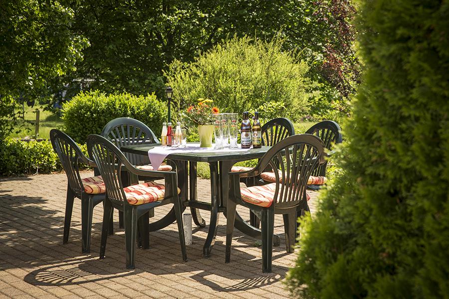Landhaus Bergidyll Garten
