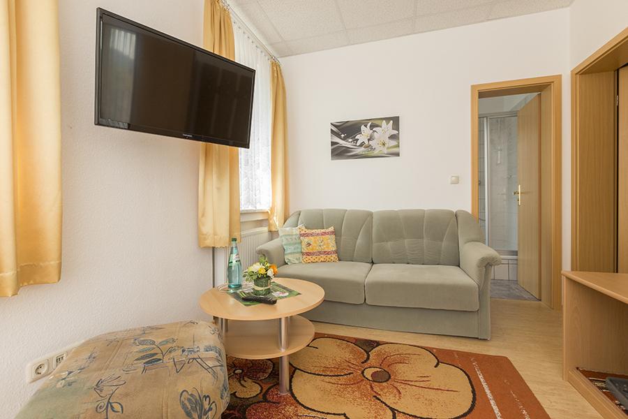 Landhaus Bergidyll Zimmer