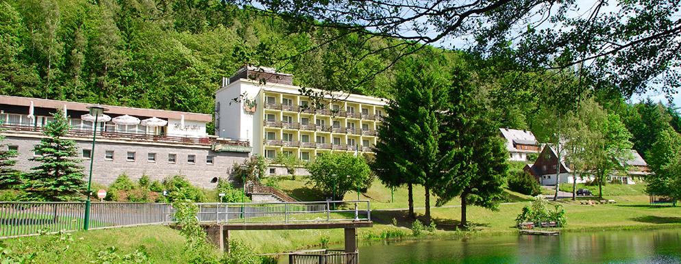 Hotel Schwarzbachtal Haus