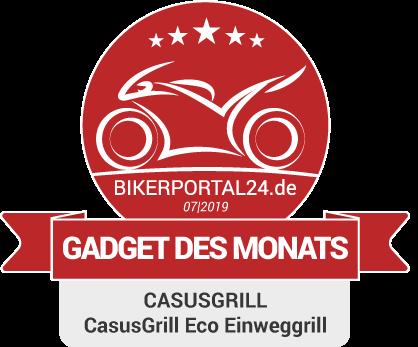 Gadget des Monats Casus Grill