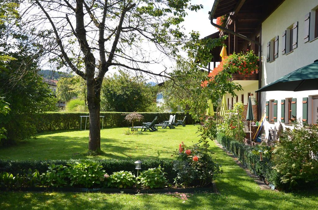 Pension Martlschuster Garten