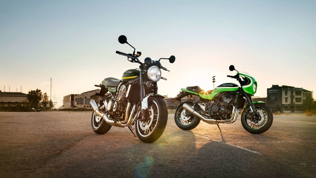 Kawasaki Z900 RS & Cafe Header