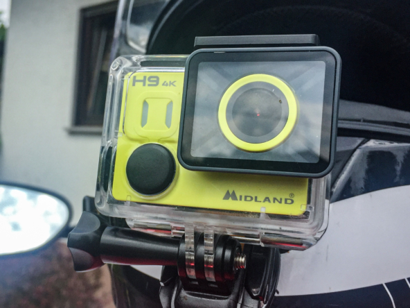 Midland H9 4K Actioncam Teaserbild