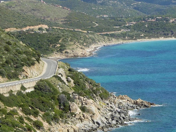Tour Sardinien Villano Tulo
