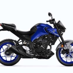 Yamaha MT-03 2020 Blau