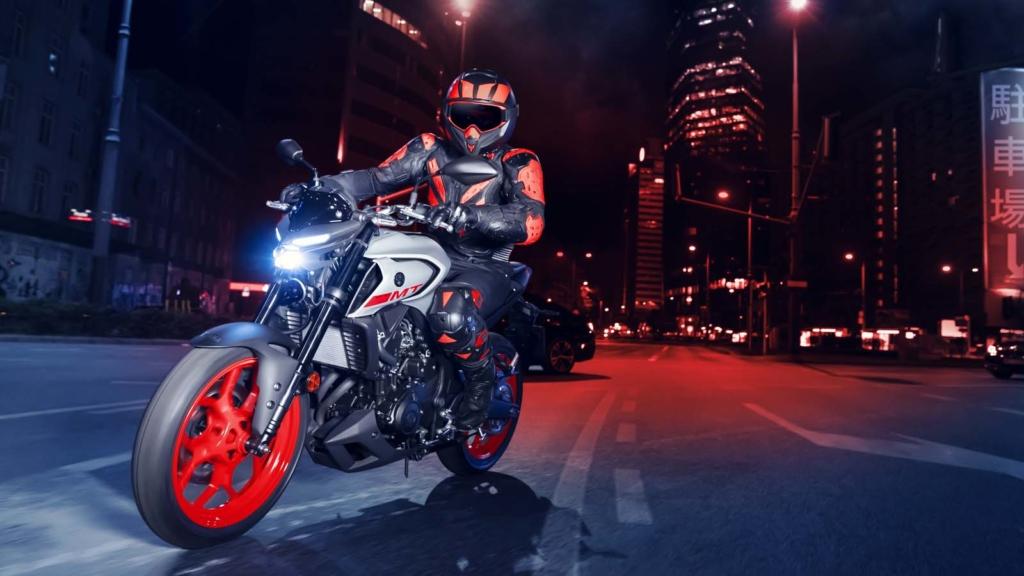 Yamaha MT-03 2020 Teaser