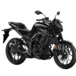 Yamaha MT-03 2020 Schwarz