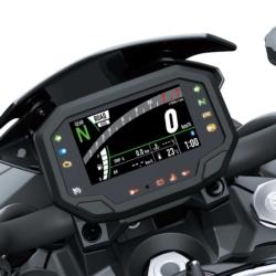 Kawasaki Z H2 Display