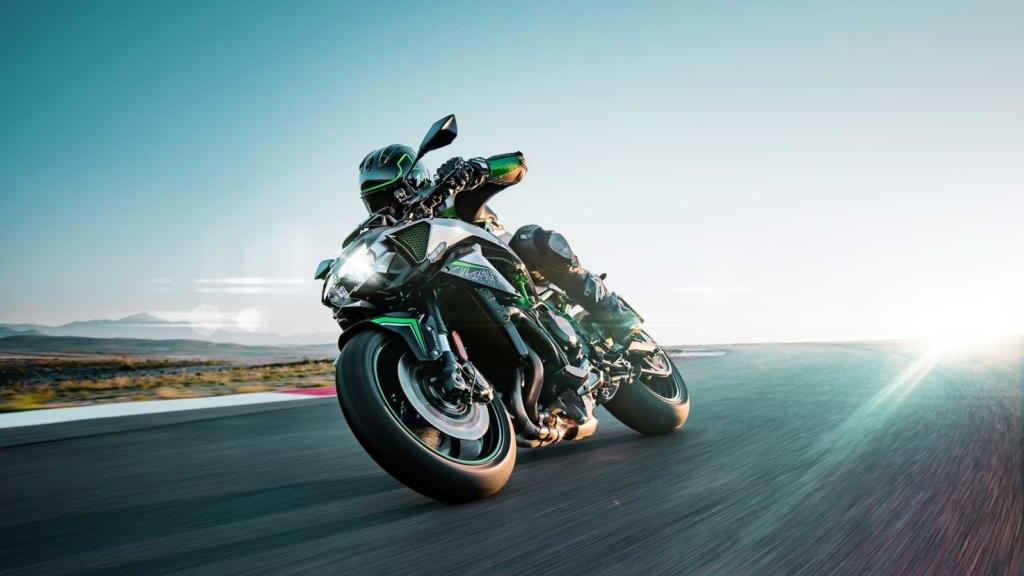 Kawasaki Z H2 Teaserbild