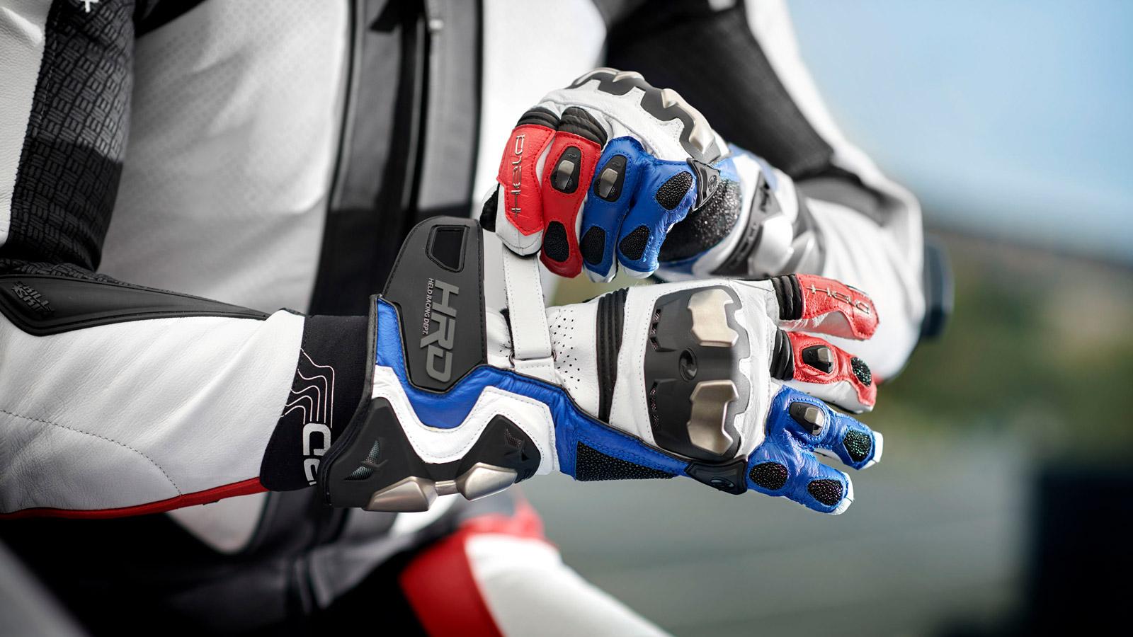 Held Bikerfashion Titan RR: Neuer Flaggschiff-Handschuh