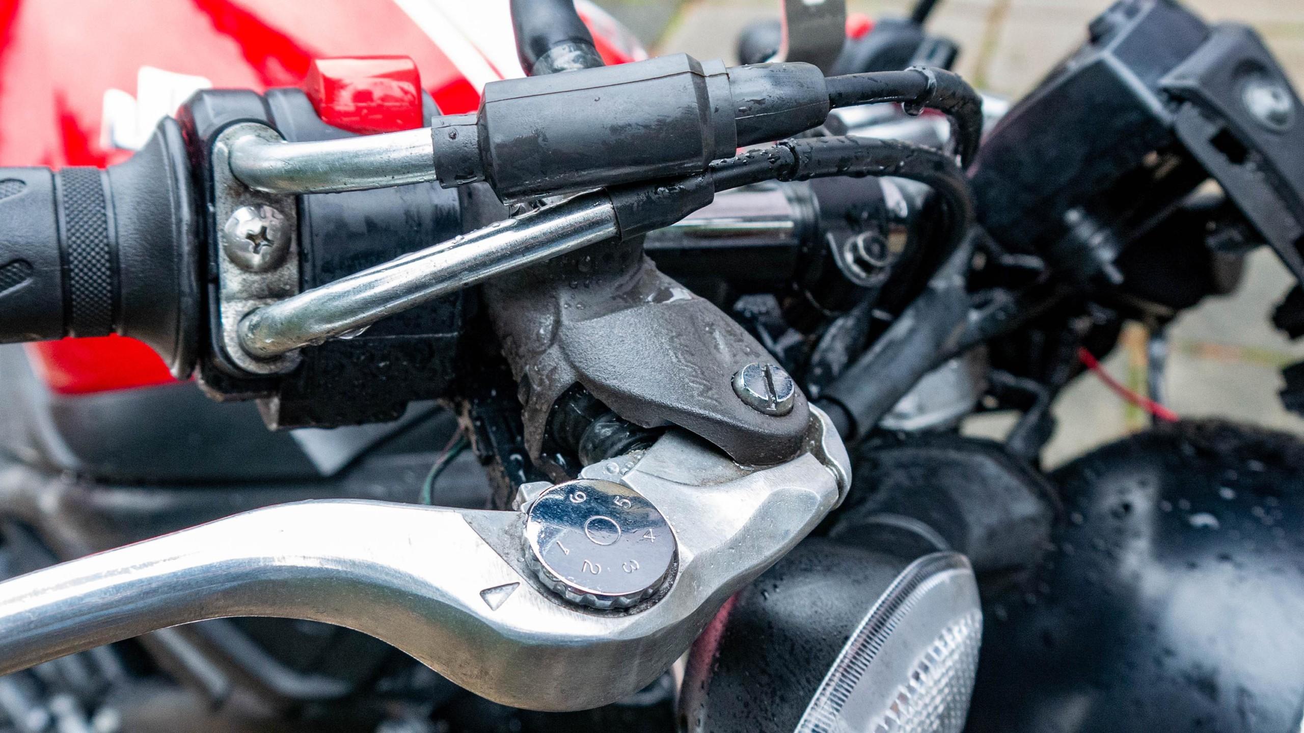 Bremspumpe GSX-R Header