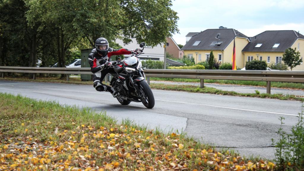 Triumph Street Triple RS Erster Eindruck