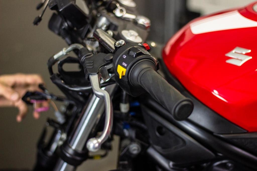 SV 650 Racebike Zerlegen